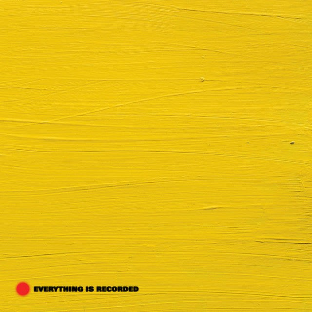 everything is recorded everything is recorded limited edition vinyl
