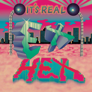 Ex Hex - It's Real limited edition vinyl