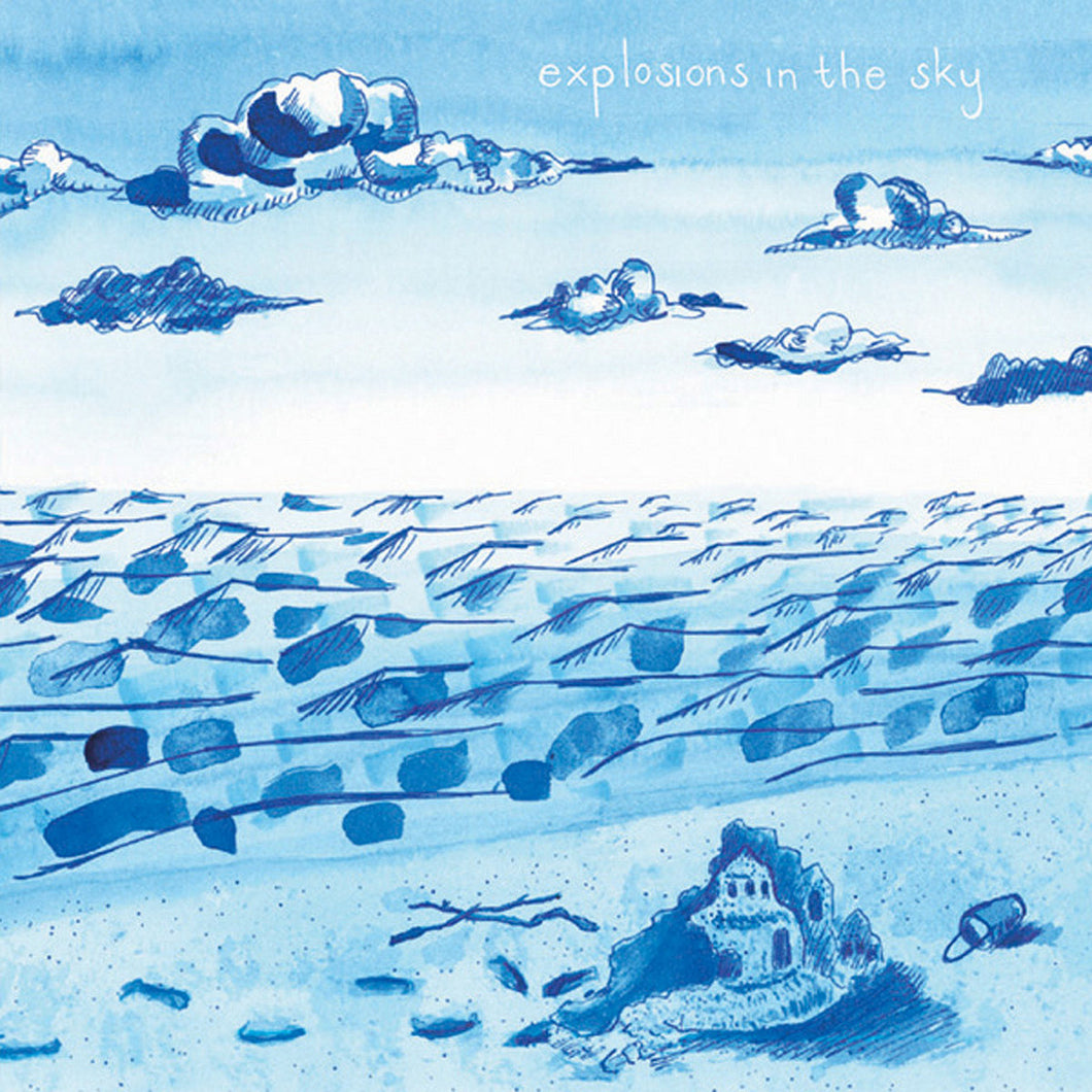 Explosions In The Sky - How Strange, Innocence limited edition vinyl