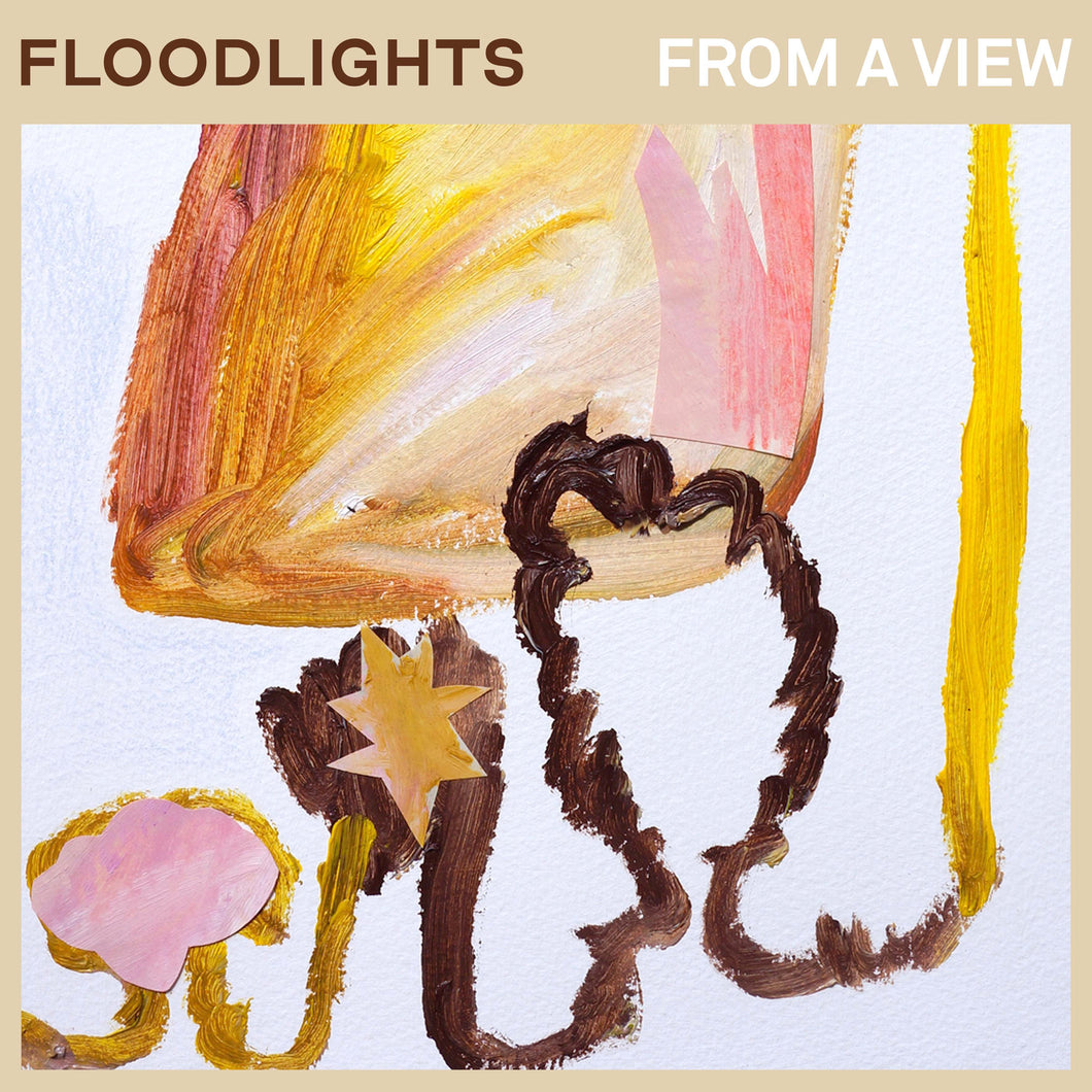 Floodlights - From A View limited edition vinyl