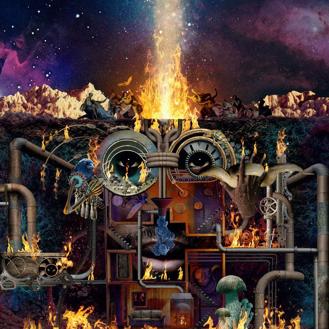 Flying Lotus - Flamagra limited edition vinyl