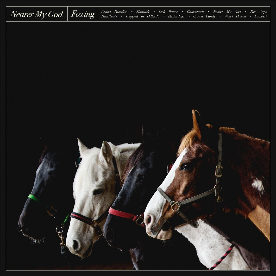 Foxing Nearer My God limited edition vinyl