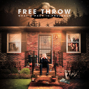 free throw - what's past is prologue limited edition vinyl