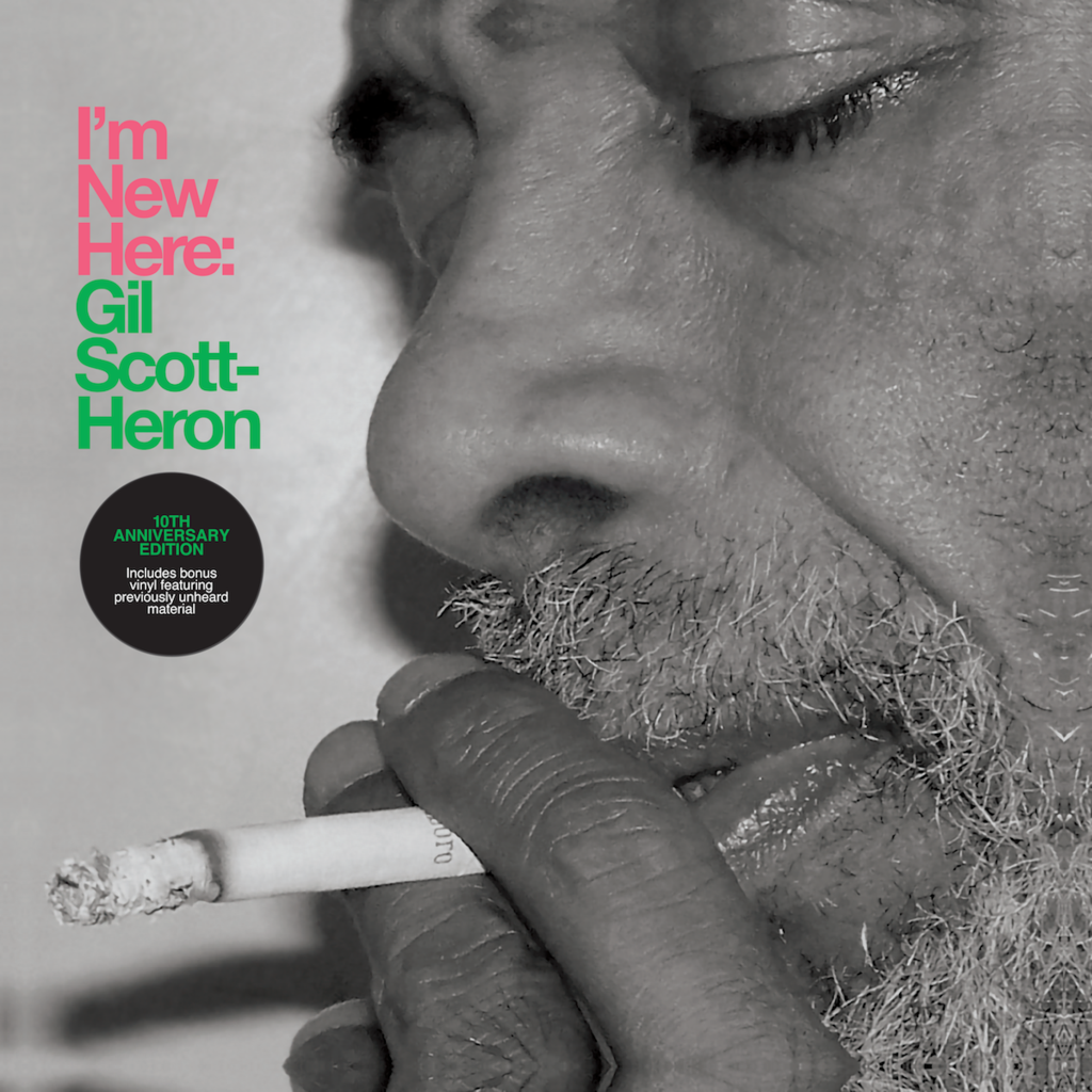 Gil Scott-Heron - I'm New Here 10th Anniversary Expanded Edition vinyl