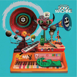 Gorillaz - Song Machine, Season One: Strange Timez limited edition vinyl