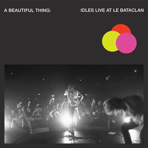 IDLES - A Beautiful Thing: IDLES Live At Le Bataclan Limited Edition pink vinyl