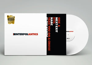Interpol - Antics: 15th Anniversary Revisionist History Edition
