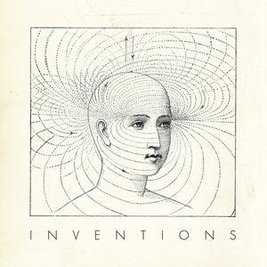 Inventions - Continuous Portrait limited edition vinyl