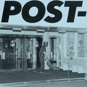 Jeff Rosenstock - POST- limited edition vinyl