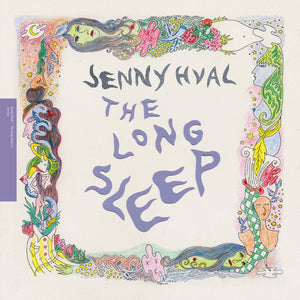 Jenny Hval The Long Sleep limited edition vinyl