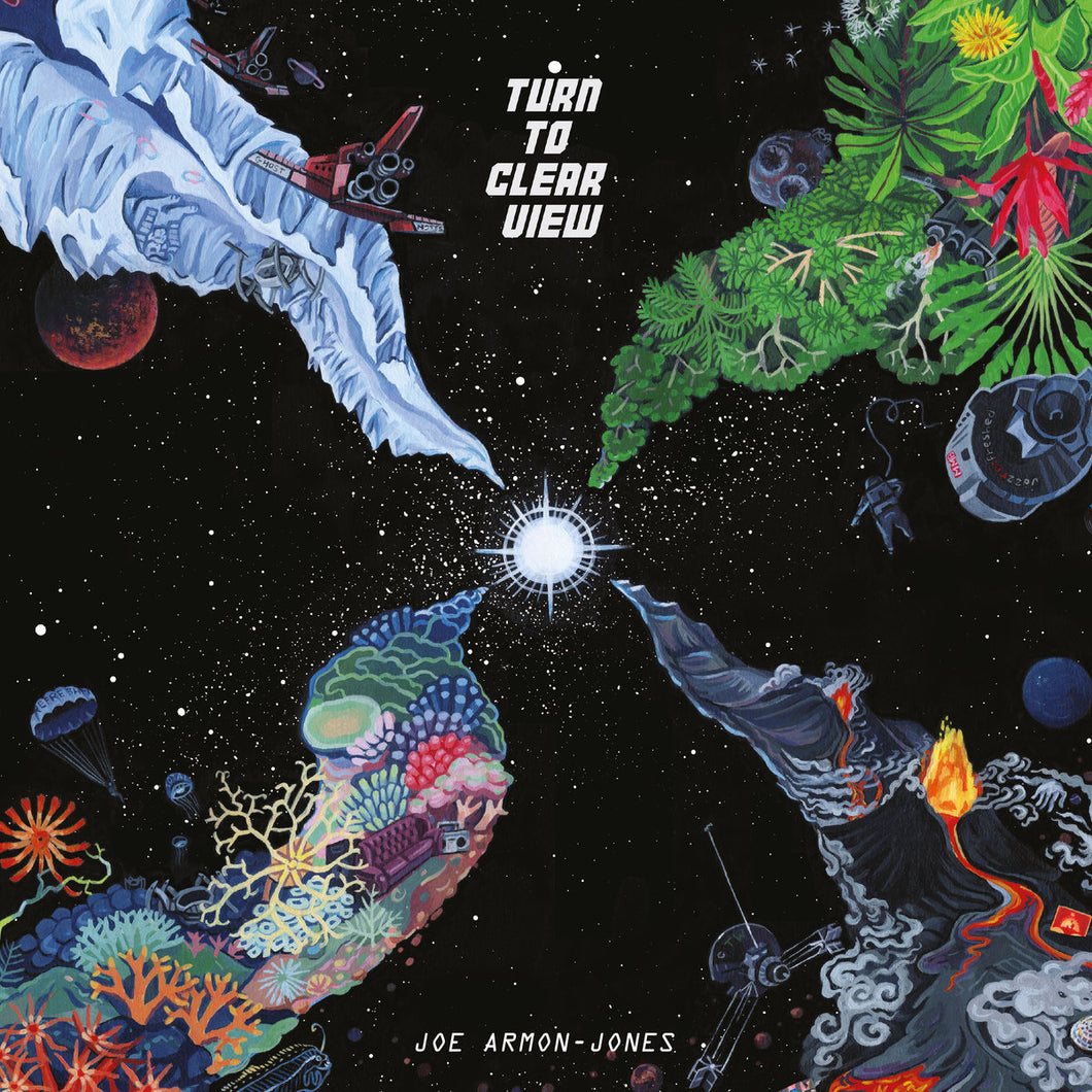 Joe Armon-Jones - Turn To Clear View limited edition vinyl