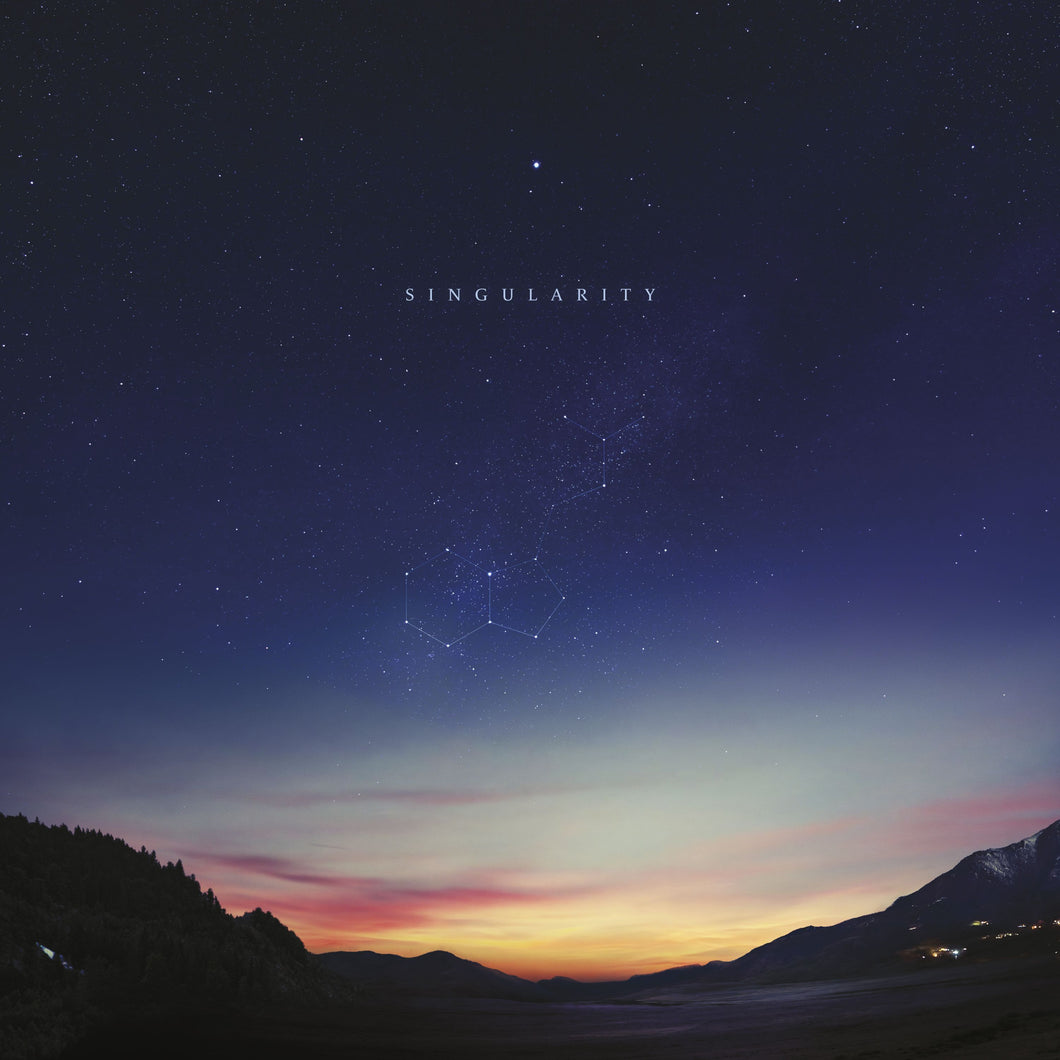 Jon Hopkins Singularity limited edition vinyl