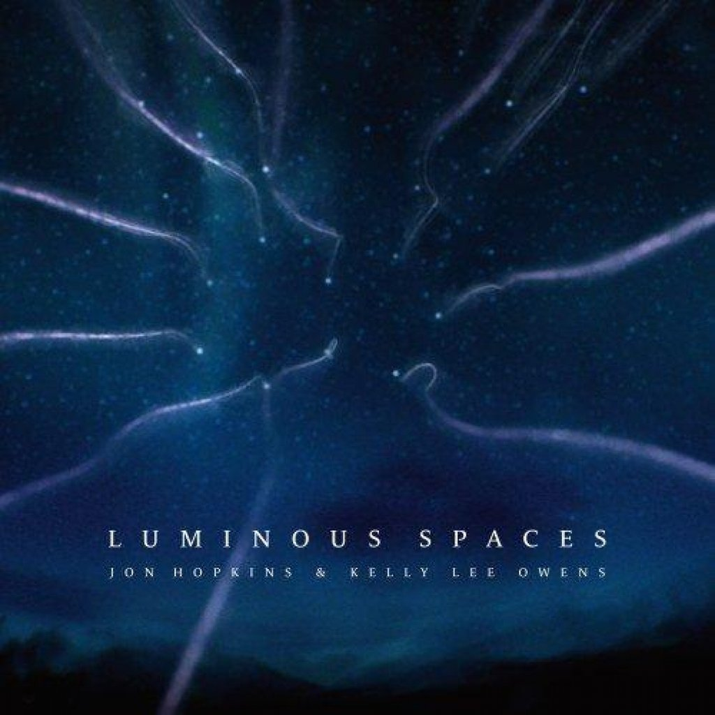 Jon Hopkins & Kelly Lee Owens - Luminous Spaces vinyl