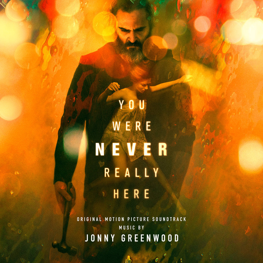 Jonny Greenwood You Were Never Really Here OST limited edition vinyl