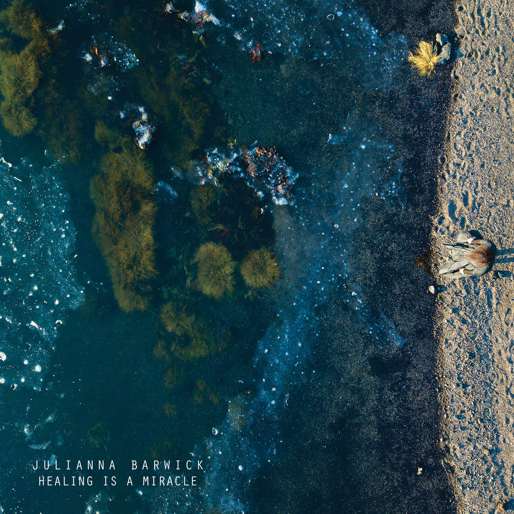 Julianna Barwick - Healing Is A Miracle limited edition vinyl