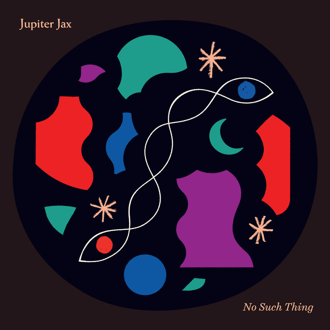 Jupiter Jax - No Such Thing limited edition vinyl