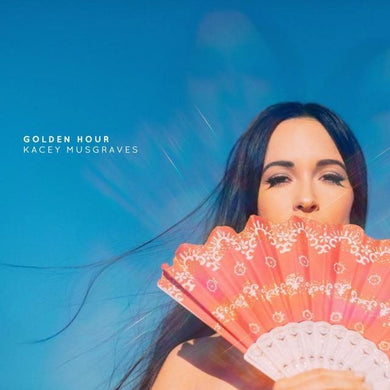 Kacey Musgraves Golden Hour limited edition vinyl