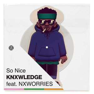 Knxwledge - So Nice limited edition vinyl
