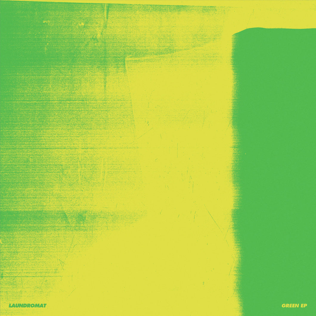 Laundromat - Green EP limited edition vinyl