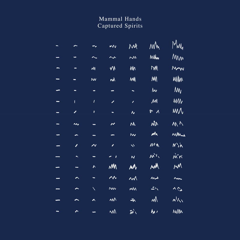 Mammal Hands - Captured Spirits limited edition vinyl
