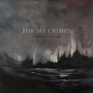 Marissa Nadler - For My Crimes limited edition vinyl