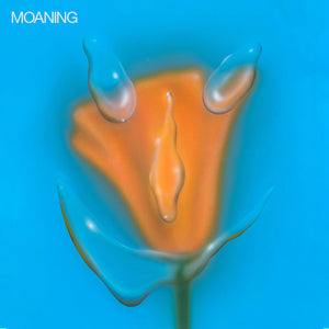 Moaning - Uneasy Laughter limited edition vinyl
