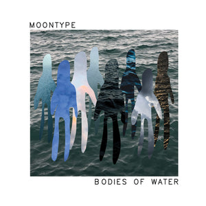 Moontype - Bodies of Water limited edition vinyl