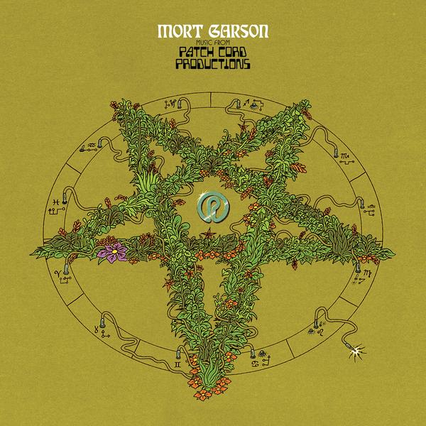 Mort Garson - Music From Patch Cord Productions LIMITED EDITION VINYL