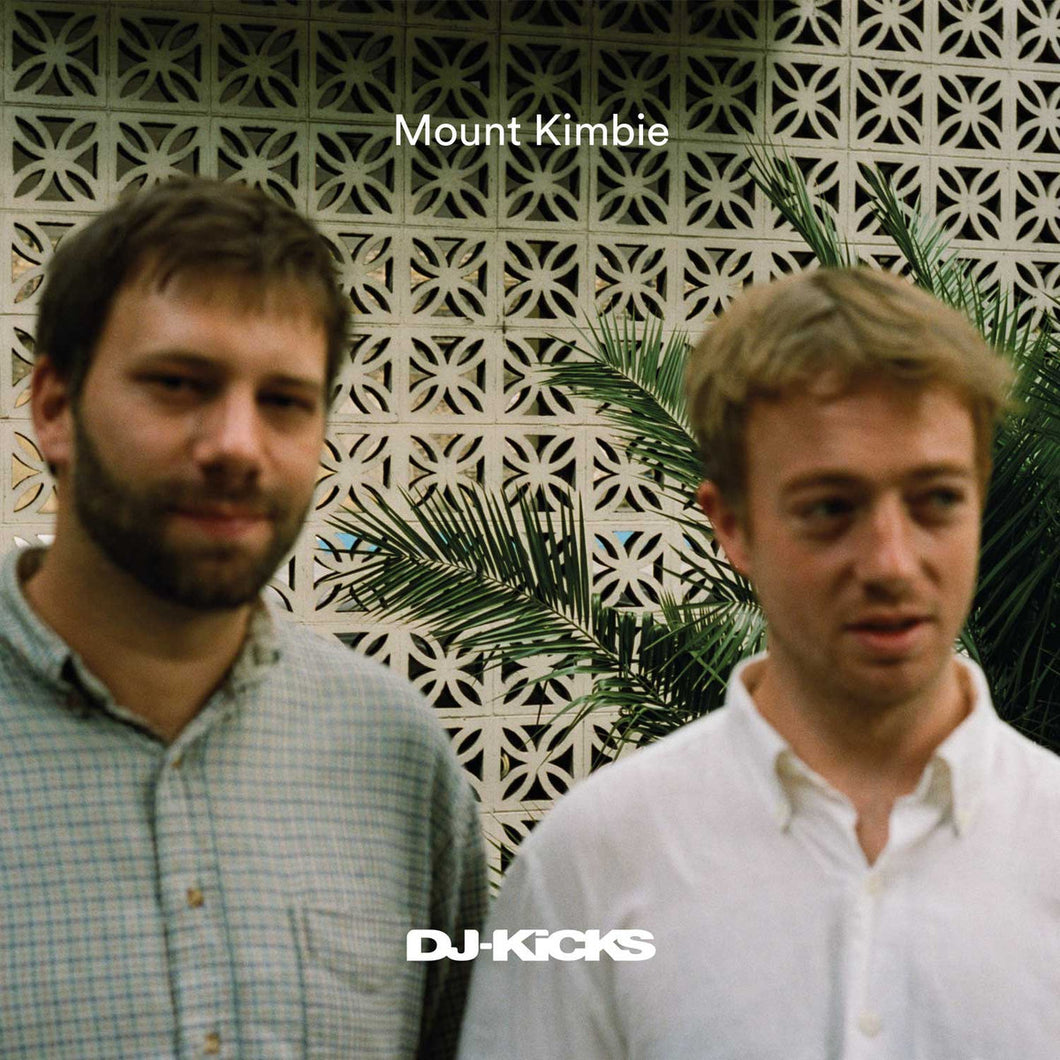 Mount Kimbie - DJ Kicks limited edition vinyl