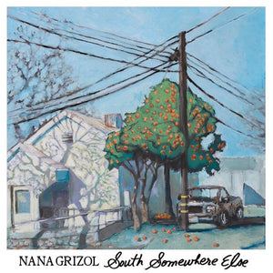 Nana Grizol - South Somewhere Else limited edition vinyl
