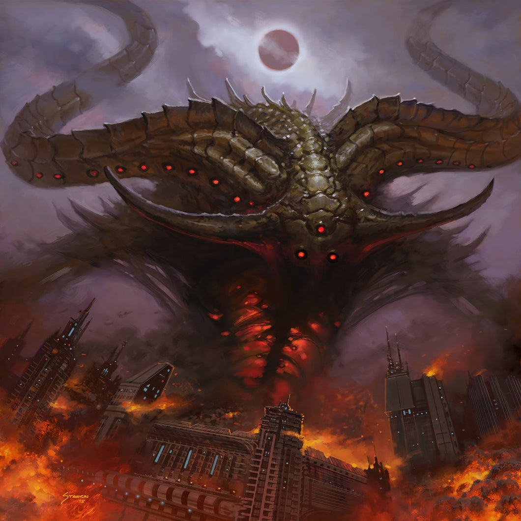 Oh Sees - Smote Reverser limited edition vinyl