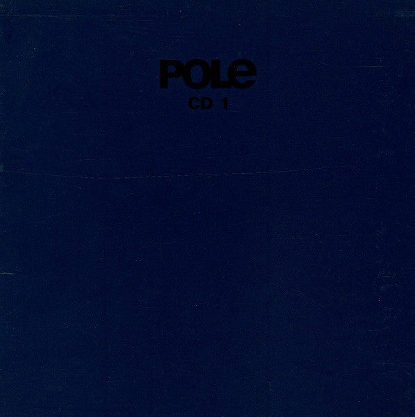 POLE - 1  limited edition love record stores vinyl