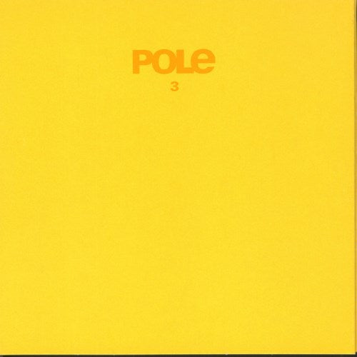 POLE - 3 limited edition love record stores vinyl