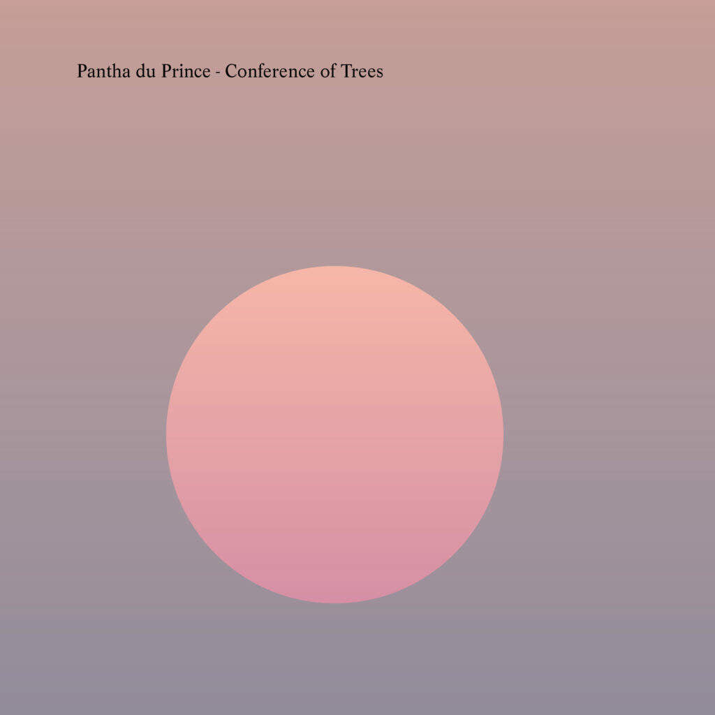 Pantha du Prince - Conference of Trees vinyl