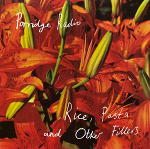 Porridge Radio – Rice, Pasta and Other Fillers limited edition vinyl