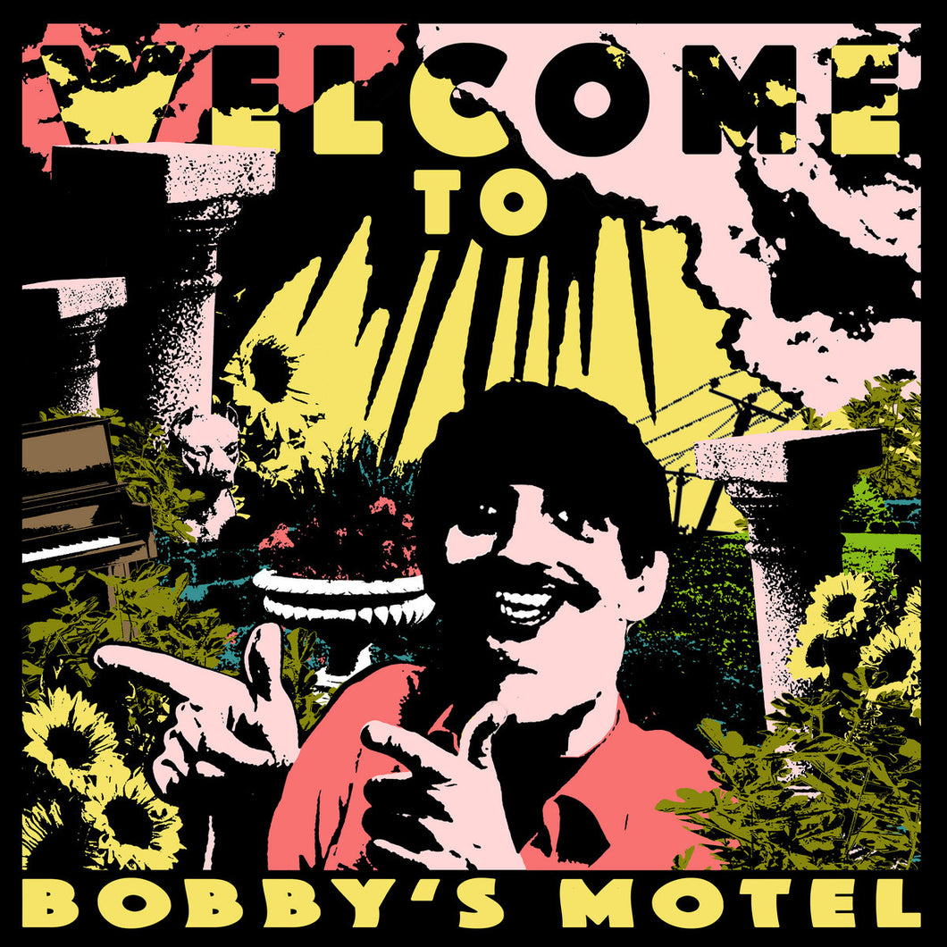 Pottery - Welcome To Bobby's Motel limited edition vinyl