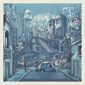 Restorations - LP5000 limited edition vinyl