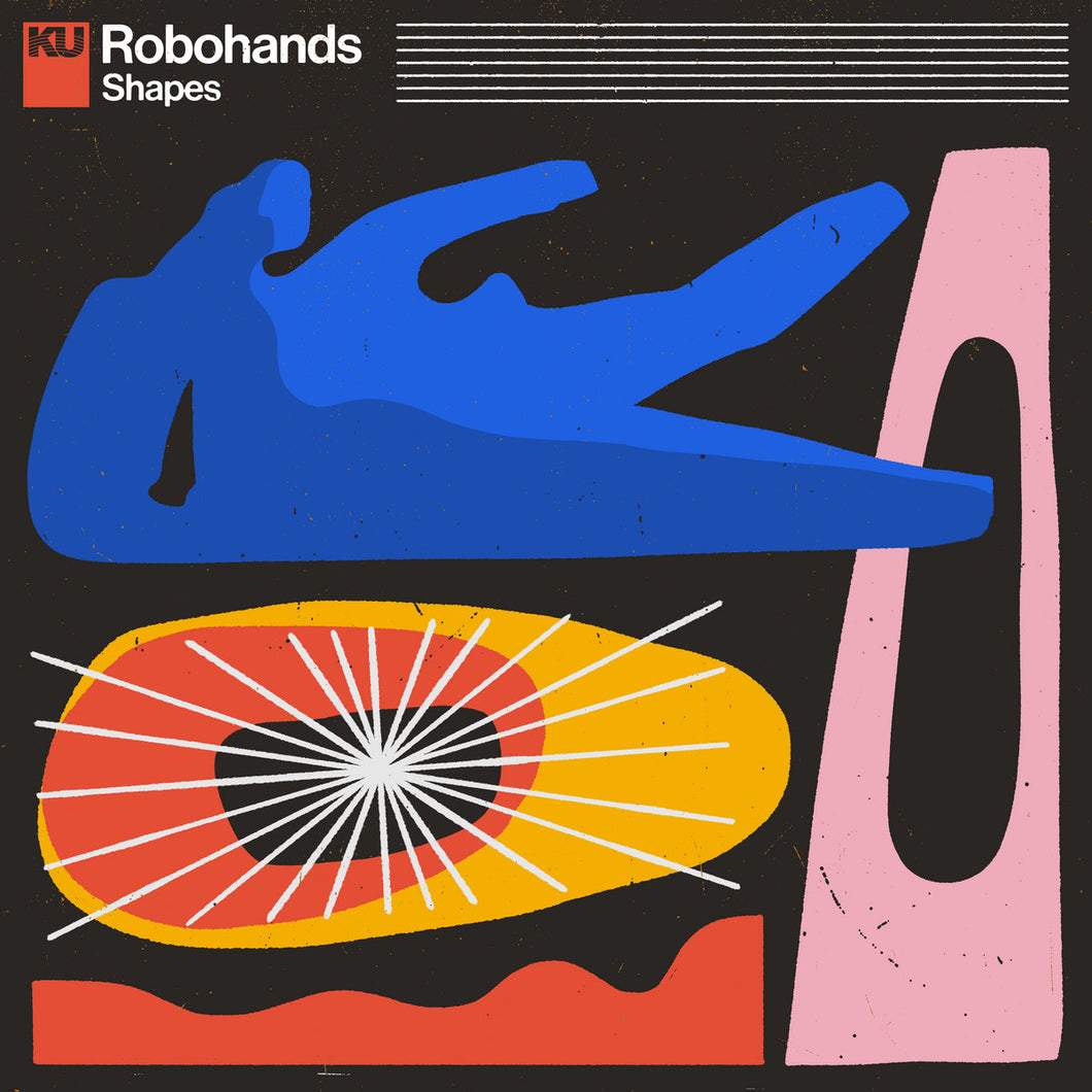 Robohands – Shapes vinyl