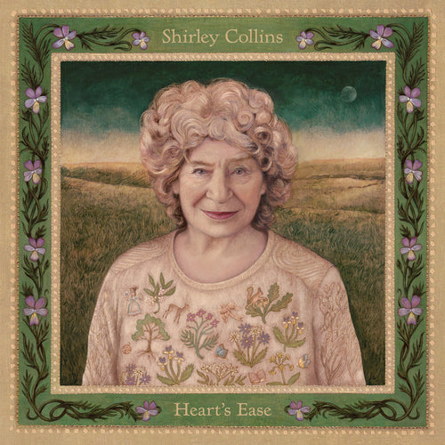 Shirley Collins - Heart's Ease limited edition vinyl