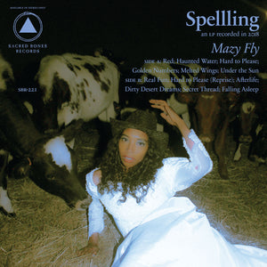 Spellling - Mazy Fly limited edition vinyl