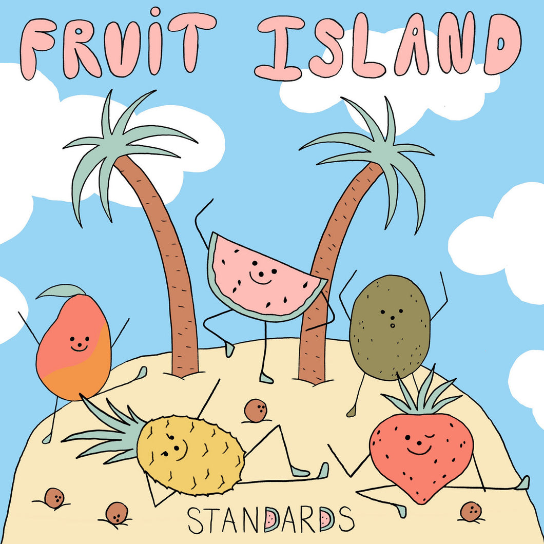 Standards - Fruit Island limited edition vinyl