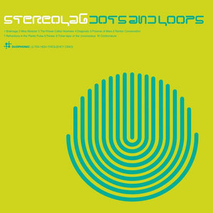 Stereolab - Dots and Loops limited edition vinyl