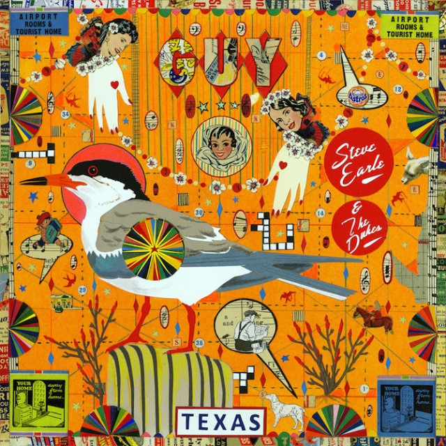 Steve Earle And The Dukes - Guy limited edition vinyl