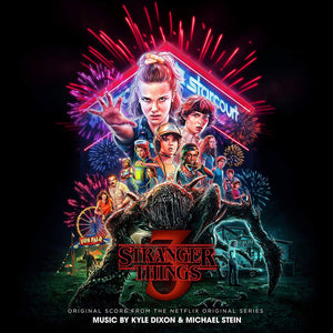 Stranger Things 3: Original Score limited edition vinyl