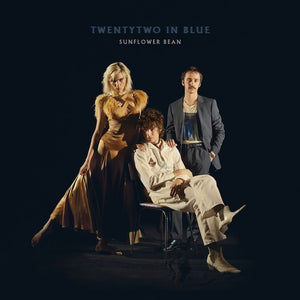 sunflower bean twentytwo in blue limited edition vinyl