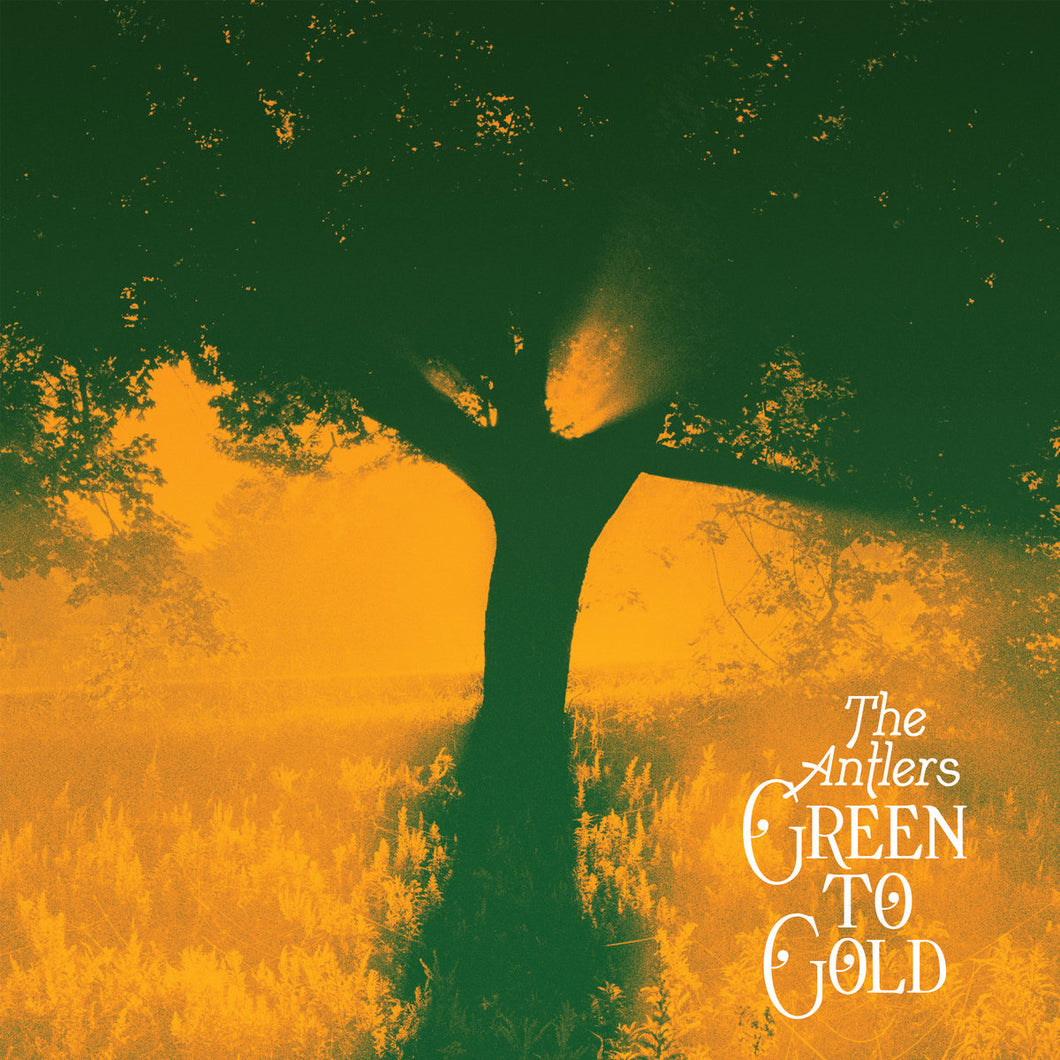 The Antlers - Green To Gold limited edition vinyl