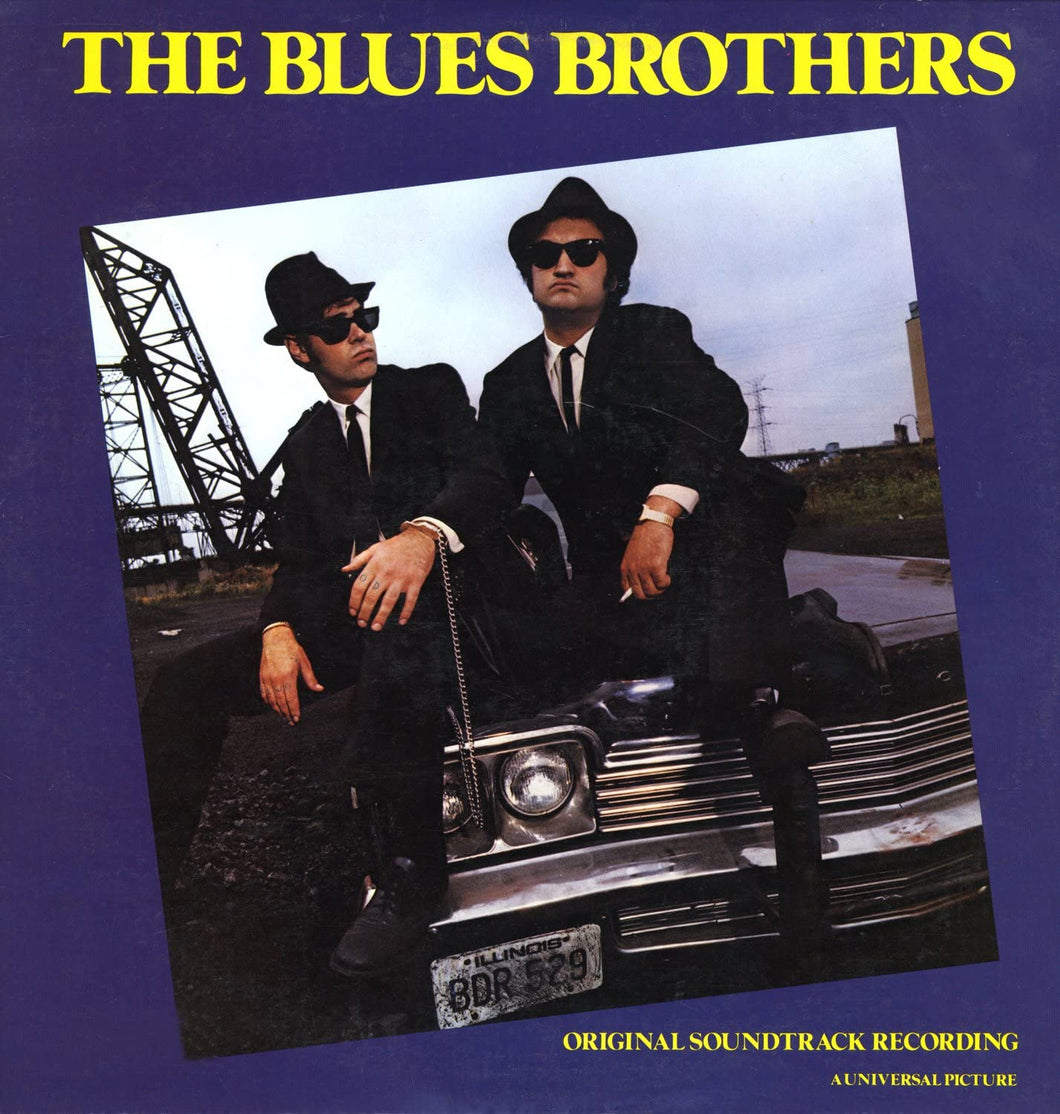 The Blues Brothers OST limited edition vinyl