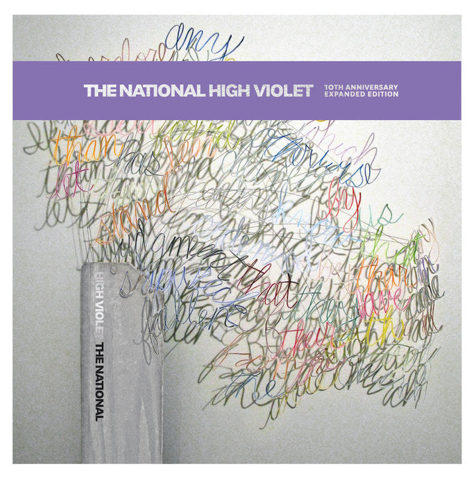 The National - High Violet limited edition vinyl