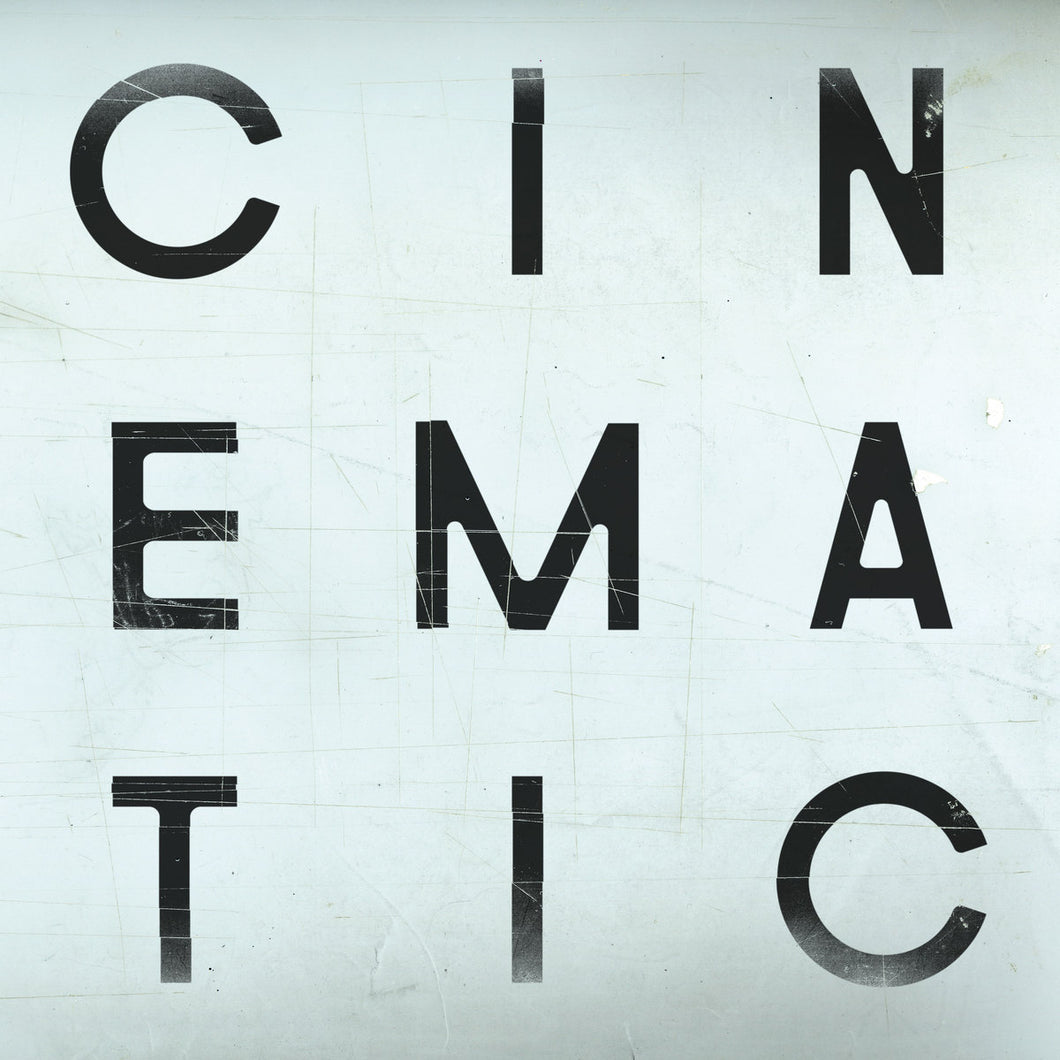 The Cinematic Orchestra - To Believe limited edition vinyl
