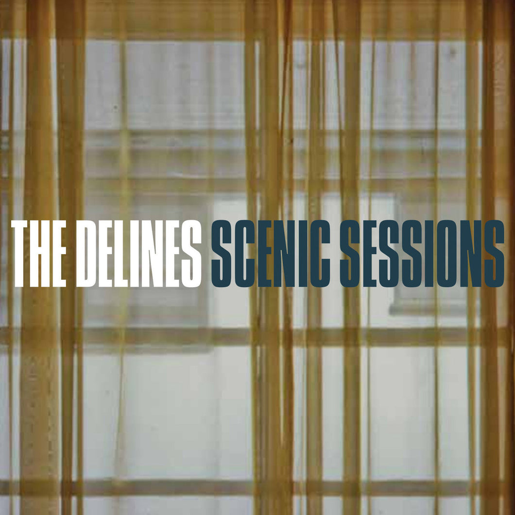 The Delines - Scenic Sessions limited edition vinyl